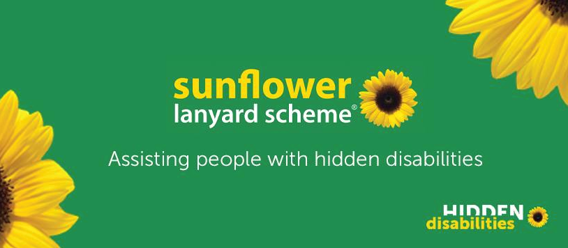 Hidden Disabilites Sunflower Scheme